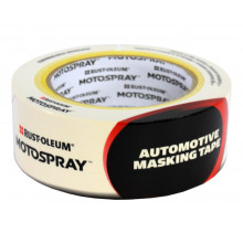 Motospray 36mm x 50m Hi Temp Automotive Masking Tape