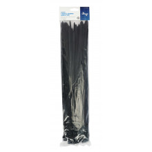 CABLE TIES 7.6MM X 400MM 100PK