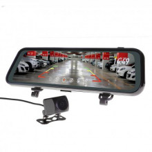 9IN MIRROR MOUNT LIVE STREAM CAMERA KIT