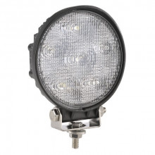 MAXILITE FLOOD LIGHT 6 LED ROUND 6/18W