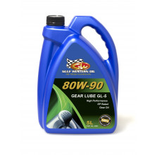 Gulf Western Oil GEAR LUBE 80W90 GL-5 5L