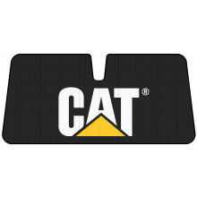 CAT ICON BLACK LICENSED SUNSHADE