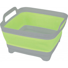 COLLAPSIBLE SINK WITH DRAIN