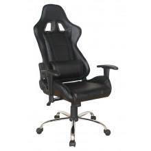 Deluxe Race Seat Office Chair With Lumbar Support