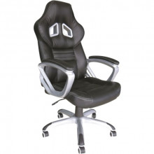 RACE SEAT OFFICE CHAIR WITH GAS LIFT & WHEELS