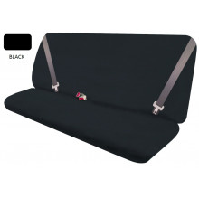 BACK SEAT PROTECTOR BLACK