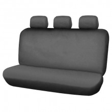 Streetwize Canvas 06 Rear Grey Seat Cover