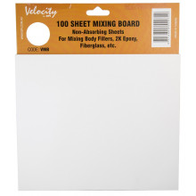 Velocity Disposable Mixing Board Sheets - 100